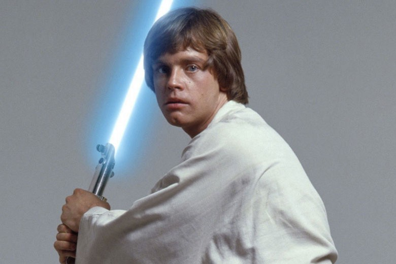 Mark Hamill as Luke Skywalker