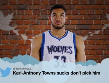 Mean Tweets (Minnesota Timberwolves Edition)