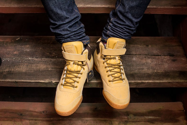 Reebok 2015 Fall Wheat Pack