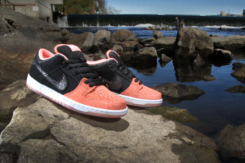 Premier x Nike SB Fish Ladder Collection