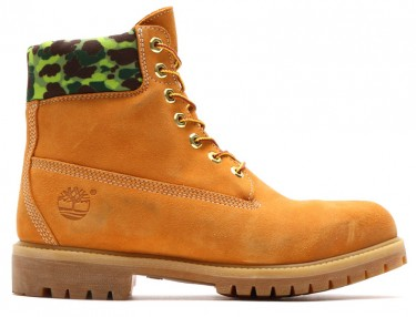 Atmos x Timberland 6-Inch Boot Camo