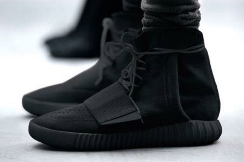 Adidas Yeezy Boost 750 - Triple Black