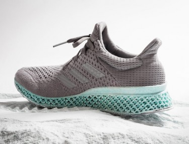 Adidas' Latest Futurecraft Concept: Made From Ocean Plastic