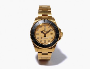 BAPE x Bamford Watch Department Rolex Deepsea