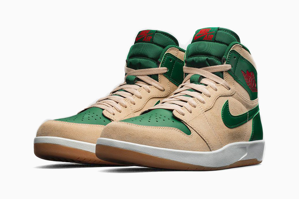 Air Jordan 1.5 - Gorge Green
