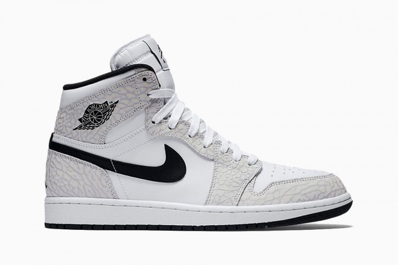 Air Jordan 1 Retro - White Elephant