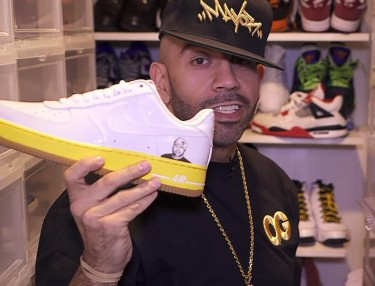 Sneak Peek Inside Mayor's Insane Sneaker Collection (Pt. 2)