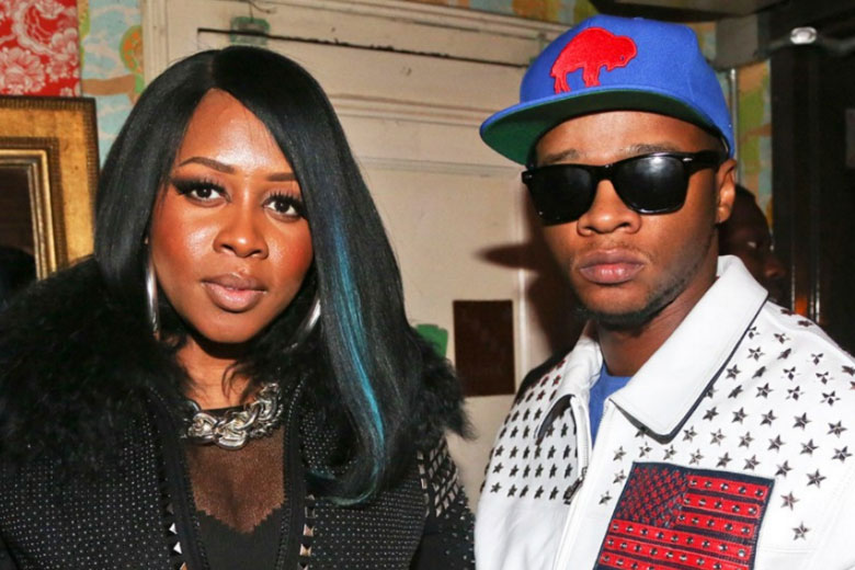 Papoose and Remy Ma