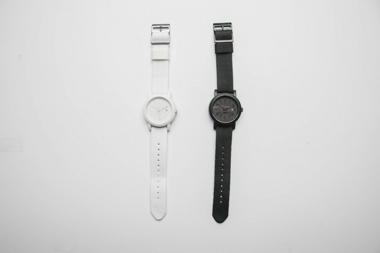 Publish Brand x Timex 'Black & White Cities' Watches