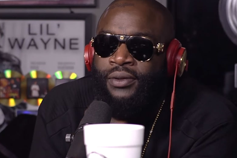 Rick Ross Addresses 50 Cent Beef Quot Don T Play Yourself