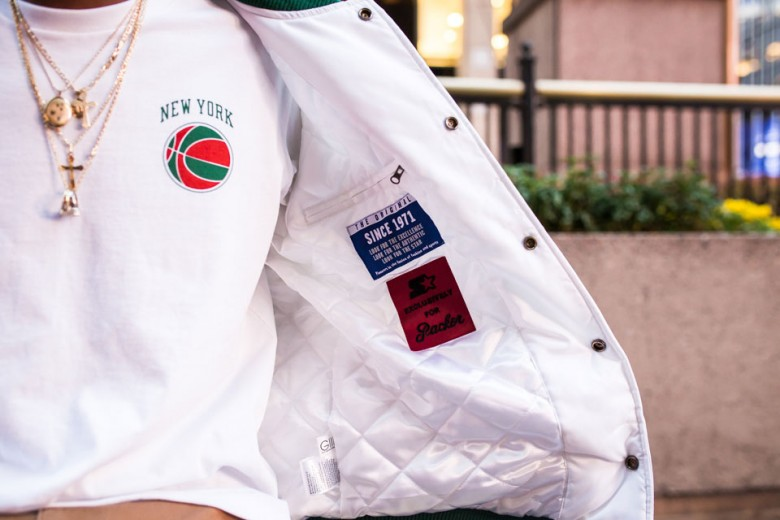 Starter x Knicks x Packer 'Miracle On 33rd' Capsule