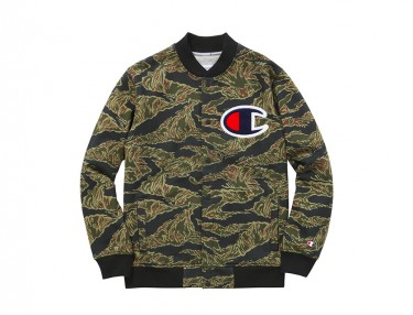 Supreme x Champion Fall/Winter 2015 Sweatsuits