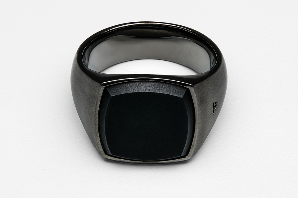 tom wood black edition jewelry collection