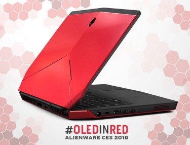 Alienware OLED Gaming Notebook