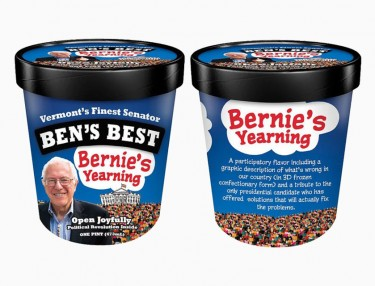 Bernie's Yearning