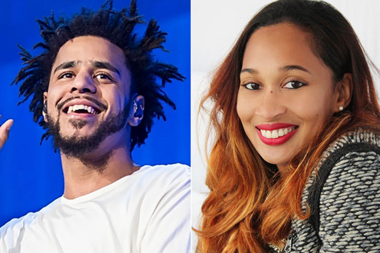 J. Cole and Melissa Heholt