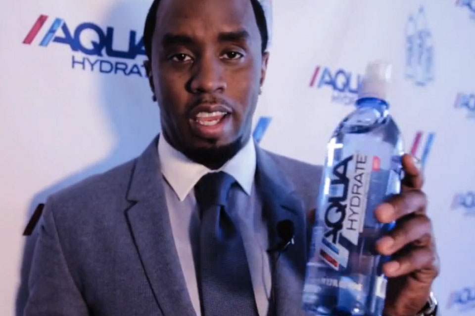 Diddy x AQUAhydrate