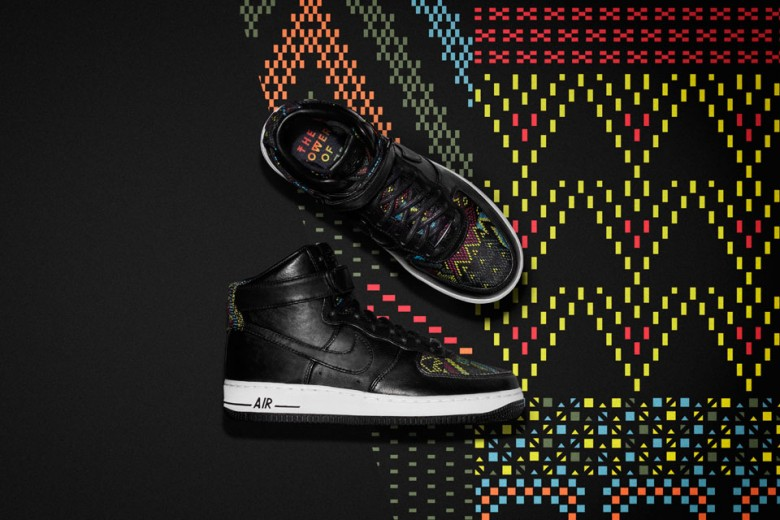 Nike 2016 Black History Month Collection