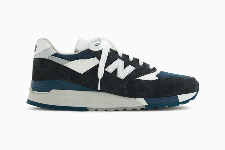 J.Crew x New Balance collection