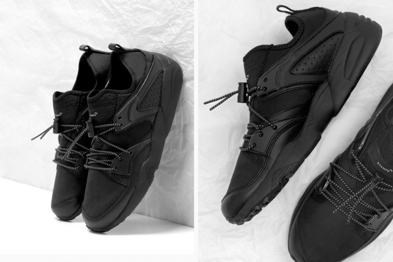 Stampd x PUMA Blaze Of Glory