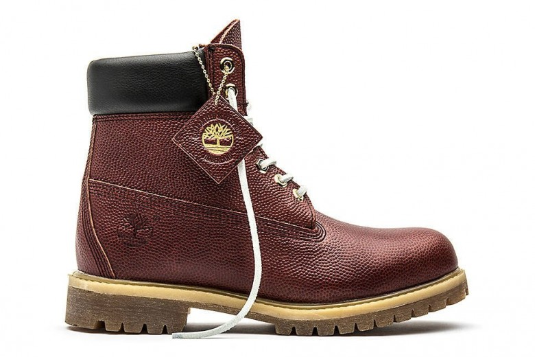 Timberland Commemorates Super Bowl 50 With Horween Boots