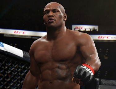 Mike Tyson in EA Sports UFC 2