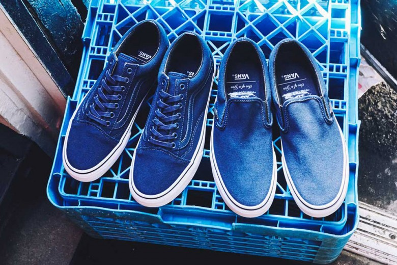 Vans x Jon Shook/Vinny Dotolo Collection