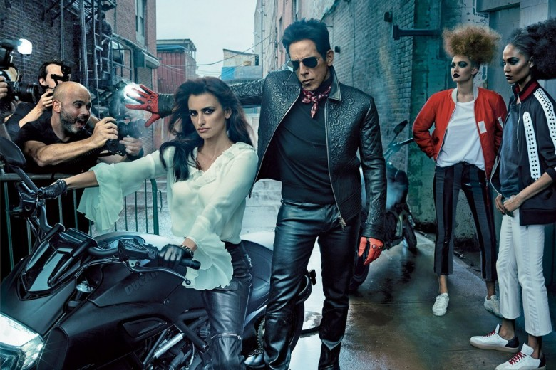 Derek Zoolander Covers Vogue With Penélope Cruz