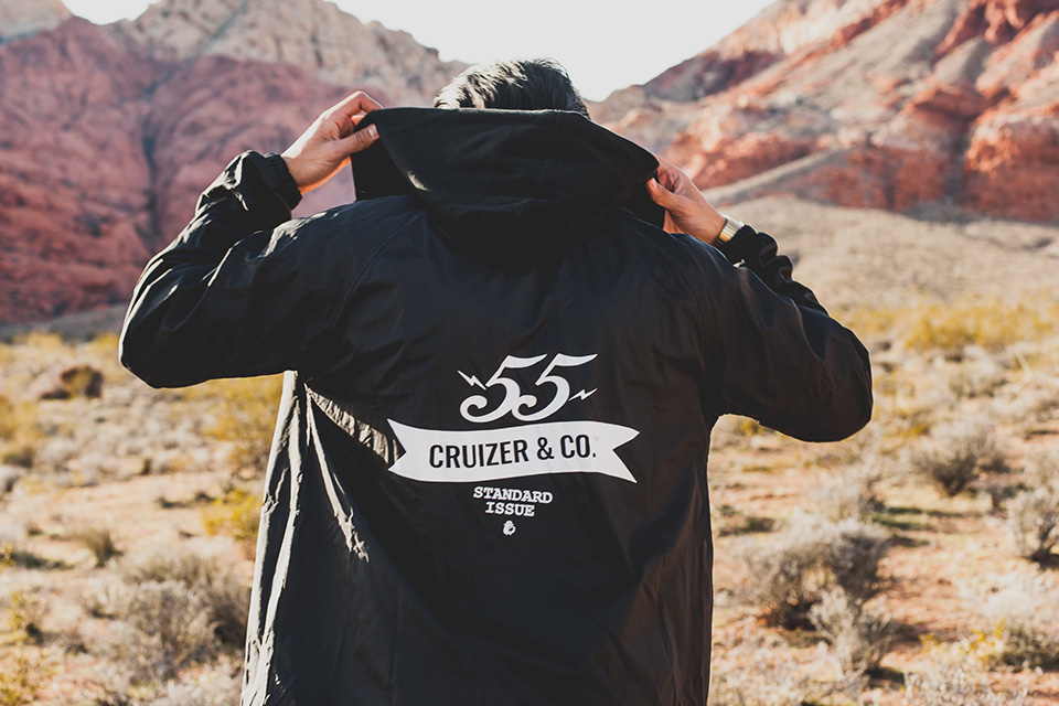 Cruizer & Co. x 55MMPRJCT Capsule Collection