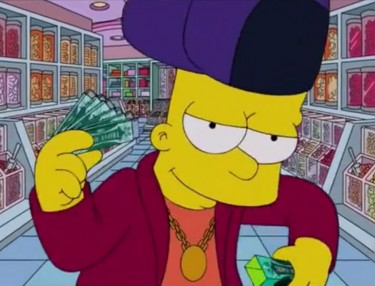 The Simpsons - Drake 'Started From The Bottom'