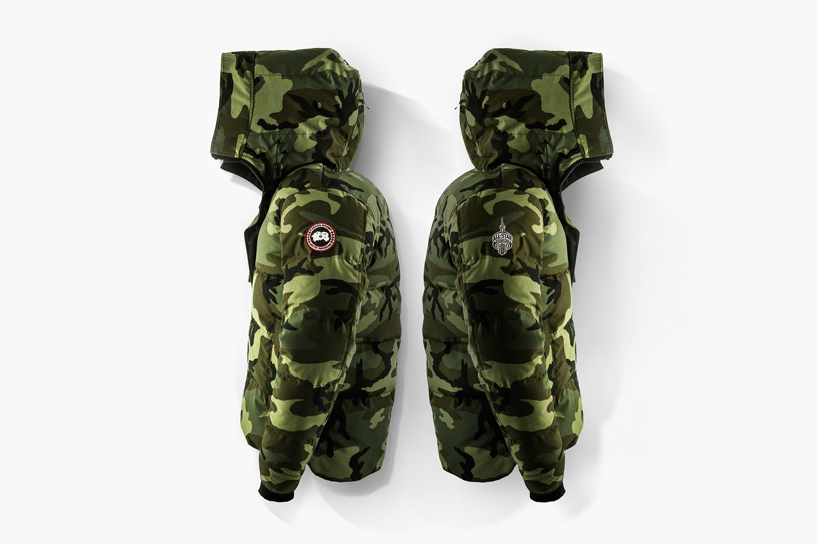 Canada Goose Partners With NBA for All-Star Edition Parkas