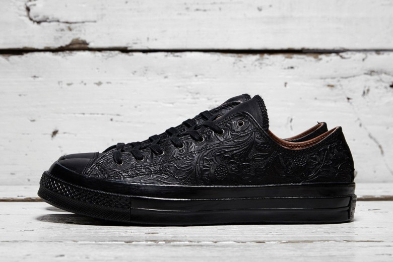 Converse Chuck Taylor 70 - Embossed Floral