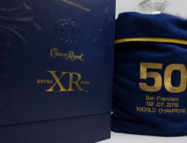 DeMarcus Ware x Crown Royal XR