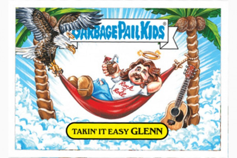 Garbage Pail Kids Limited Grammys-Inspired Set
