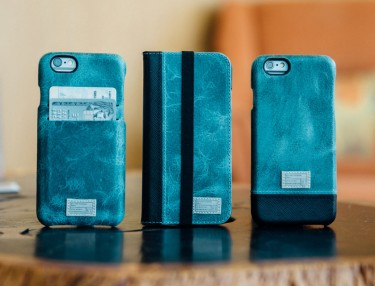 Hex iPhone Case Vintage Teal Collection