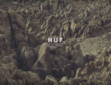 HUF Spring 2016 Video Lookbook