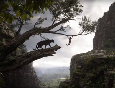 The Jungle Book (Official Trailer)