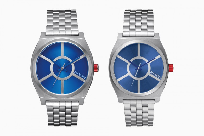 Star Wars x Nixon Collection: The Light Side
