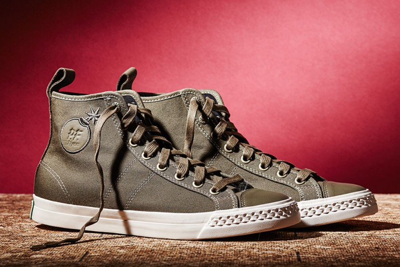 The Hundreds x PF Flyers Rambler