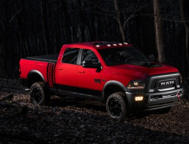 2017 Dodge Ram Power Wagon