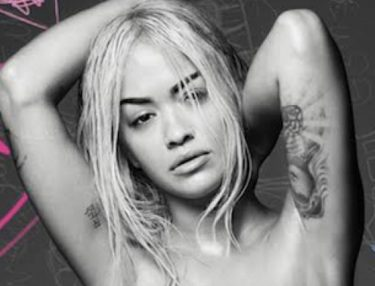 Rita Ora Discusses Fashion, Career for LOVE Magazine