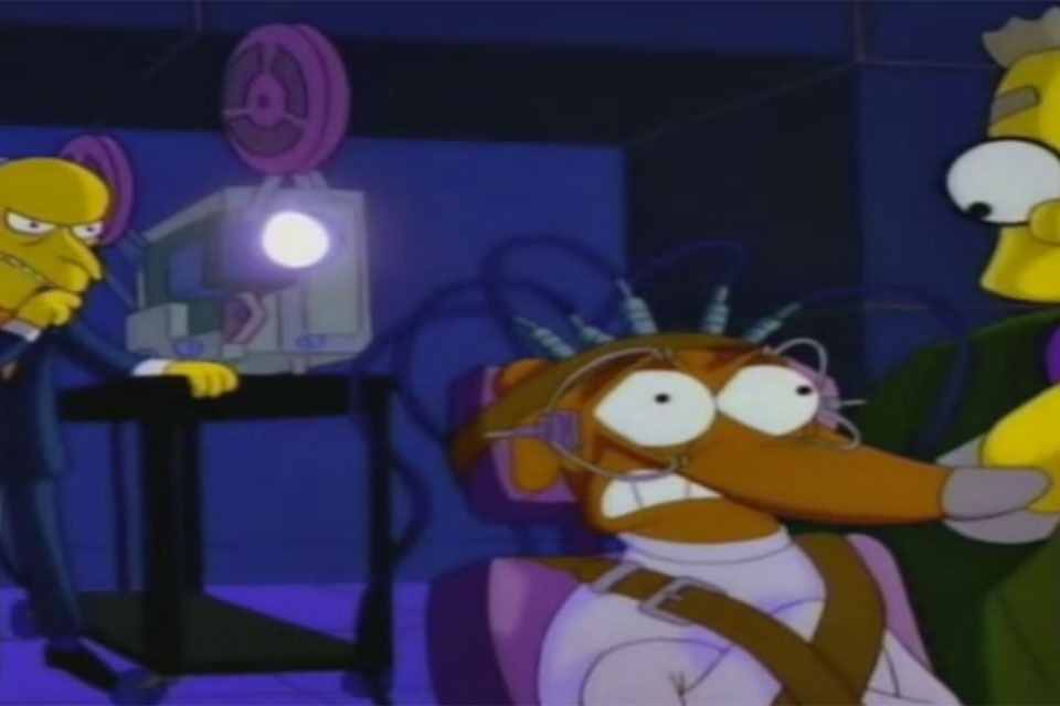 Most Iconic Film Moments The Simpsons Has Referenced