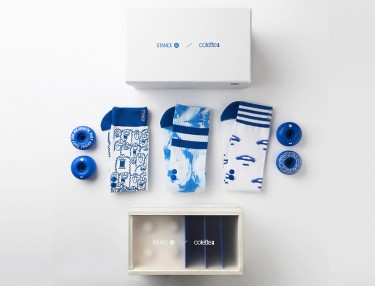 Stance x Colette 2016 Collection