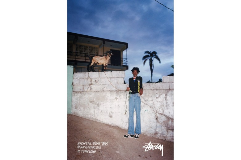 Stussy Showcases Spring 2016 Season with Jamaican Inspiration