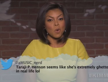 Jimmy Kimmel's Mean Tweets (Movie Edition)