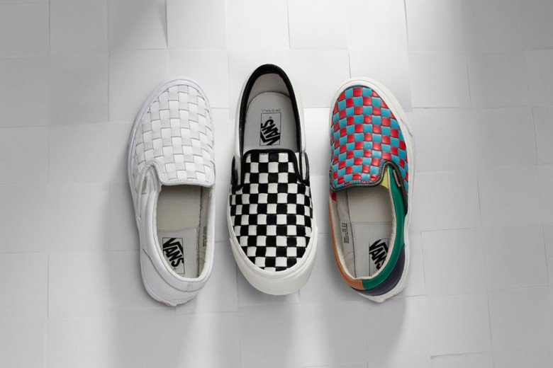 vans checkerboard slip on europe