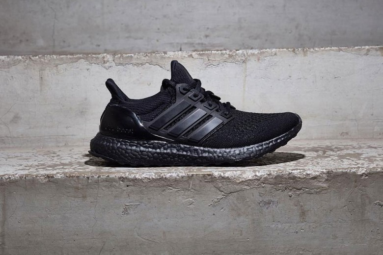 Adidas Ultra Boost Getting All-Black Makeover