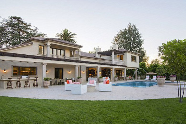 Amber Rose Drops $4 Million on Los Angeles Mansion