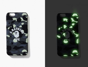 BAPE Glow in the Dark Camo iPhone 6/6s Case