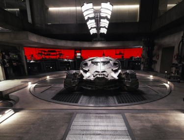 Inside Bruce Wayne's Crib & Batcave via Google Street View